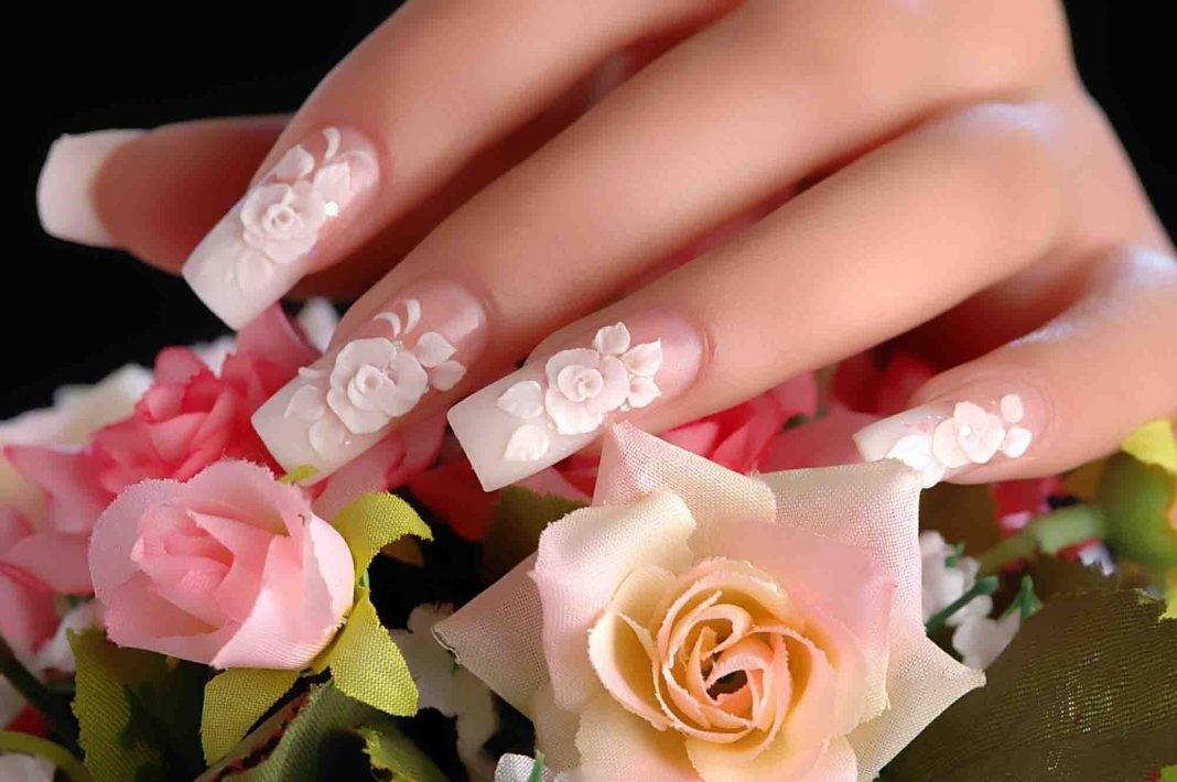 3D Flower Nail