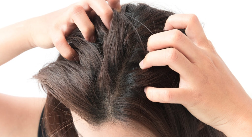 Sensitivity Scalp